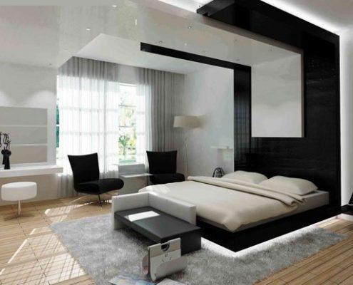 Yatak Odası Işık Bandı Uygulaması