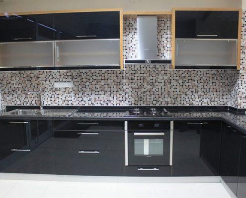 Akrilik Kapak - Mutfak Dekorasyon