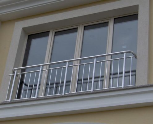 Fransız Balkon Korkulukları