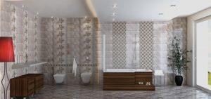 Agora Serisi Banyo Seramikleri Banyo Fayansları