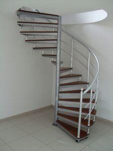 Alüminyum Merdiven Korkulukları