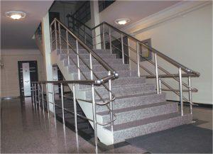 Aluminyum Merdiven Korkulukları
