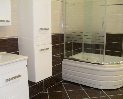 Banyo Dekorasyon Duşakabin