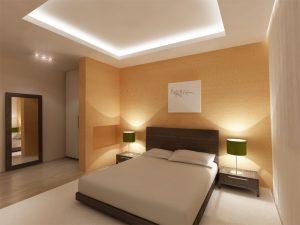 Yatak Odası Işık Bandı