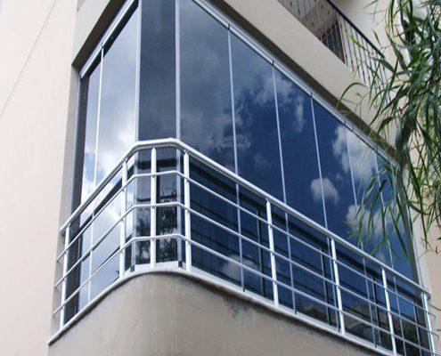 kaliteli cam balkon