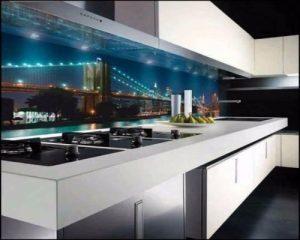 Mutfak Cam Panel Uygulaması