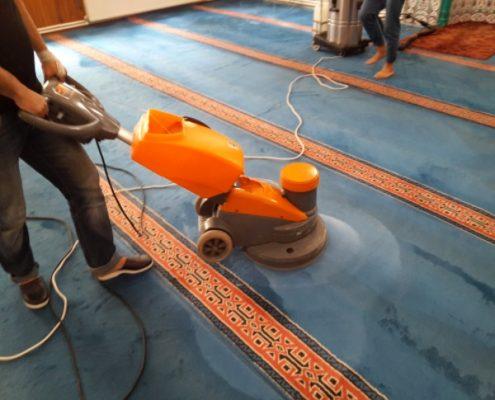 Cami Temizliği yapan firma