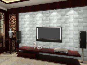 Duvar Dekorasyonu - Duvar kağıdı uygulamaları