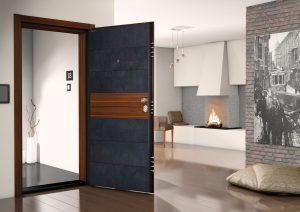 Granit Serisi Çelik Kapı