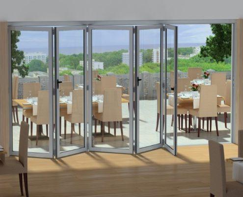 Isı yalıtımlı cam balkon modelleri