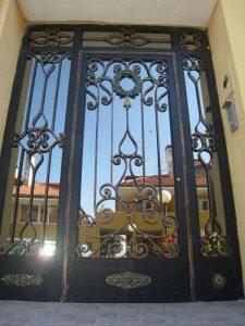 Ferforje Demir Kapı